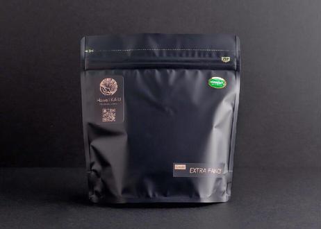 ★定期便:1ヶ月毎★エクストラファンシー200g【粉】シングルオリジン カウコーヒー(Hawaii Kau Ocean Vista コーヒー農園限定)