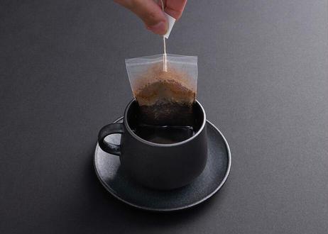 【個包装】ドロップインパック5個(ピーベリー) シングルオリジン カウコーヒー(Hawaii Kau Ocean Vista コーヒー農園限定)