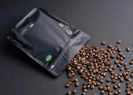 ★定期便:1ヶ月毎★ファンシー200g【豆】シングルオリジン カウコーヒー(Hawaii Kau Ocean Vista コーヒー農園限定)