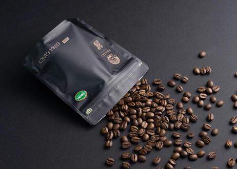 《最上級》エクストラファンシー 50g【豆・粉・生豆から選択】シングルオリジン カウコーヒー(Hawaii Kau Ocean Vista コーヒー農園限定)