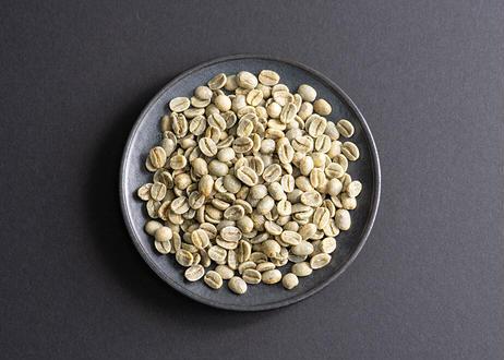 ★定期便:1ヶ月毎★エクストラファンシー200g【生豆】シングルオリジン カウコーヒー(Hawaii Kau Ocean Vista コーヒー農園限定)
