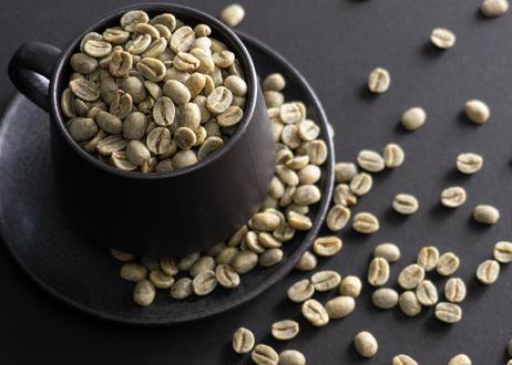 ★定期便:1ヶ月毎★エクストラファンシー500g【生豆】シングルオリジン カウコーヒー(Hawaii Kau Ocean Vista コーヒー農園限定)
