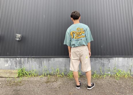 ROIKA/The Pingu Skates/Tシャツ/グリーン
