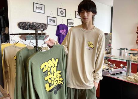 ROIKA/DITL/ロンT/サンド