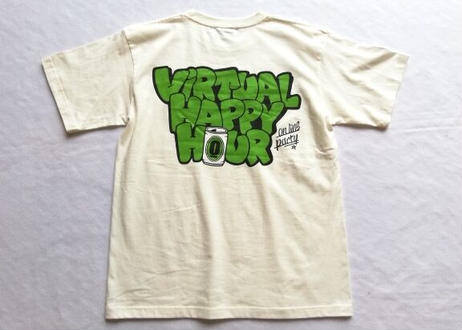 ROIKA/VHH/Tシャツ/ホワイト