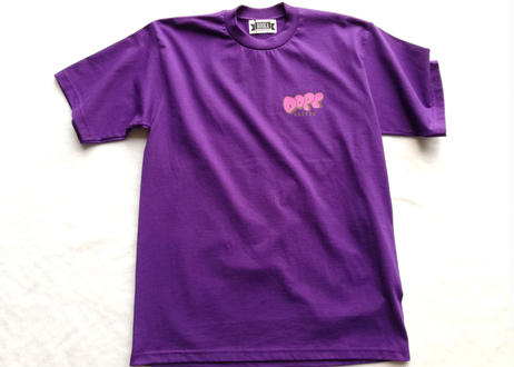 ROIKA/DOPESKETCH/Tシャツ/パープル