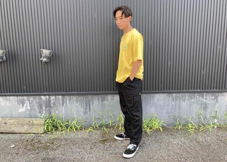 ROIKA/ワイドカーゴパンツ/ブラック