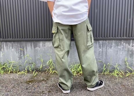 ROIKA/ワイドカーゴパンツ/オリーブ