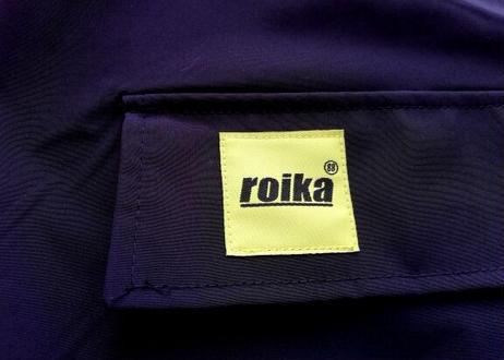 ROIKA/フィッシングベスト/ブラック
