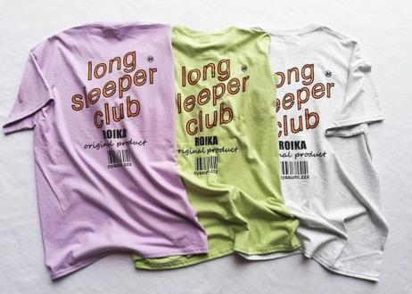 ROIKA/LSC/Tシャツ/ライトパープル