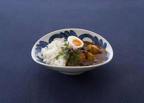 阿部 薫太郎 カレー皿「daily spice plate」
