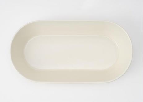 篠本 拓宏 カレー皿「oval curry bowl」