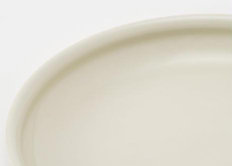 吉冨 寛基 カレー皿「内玉縁カレー皿」