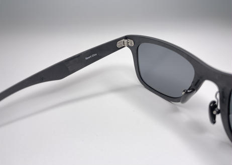 HIGHSPARK JAPAN®_Forged Carbon Sunglasses Straight temple