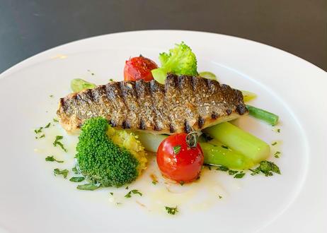 ごちそう便【6月のお魚料理】2名様コース