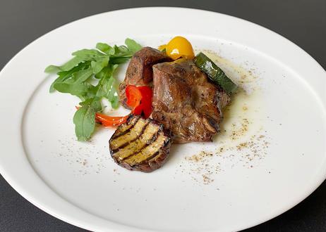 ごちそう便【7月のお肉料理】4名様コース