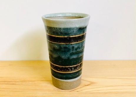 シャギービアカップ(小・緑)