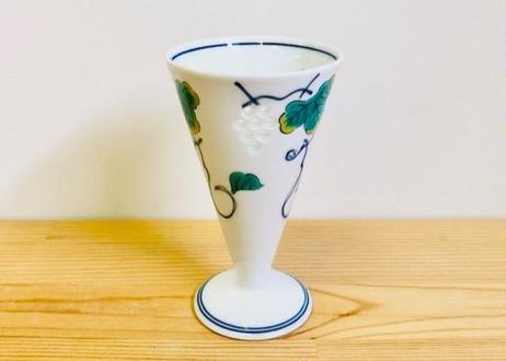 水晶ぶどうビールグラス(小)