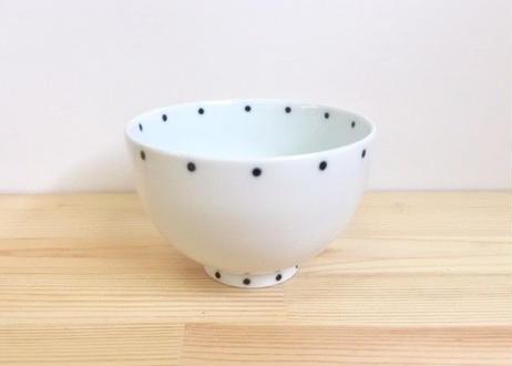 [陶器市] てんてん小丼(青)