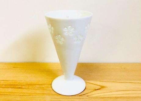 水晶花詰ビールグラス(小)