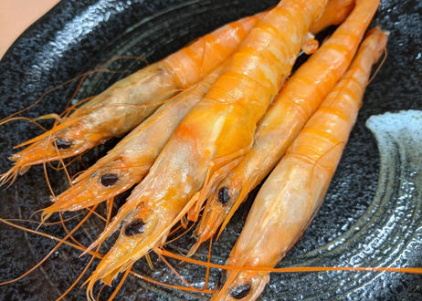 葦海老(ヨシエビ)の味噌漬け