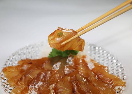 漁師の季節茶漬け 真鯛の出汁醤油仕込み