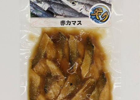 漁師の季節漬け 炙りカマスの出汁醤油仕込み