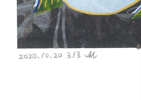 瀬崎 百絵『BOOM 2020 Version 03 #3』