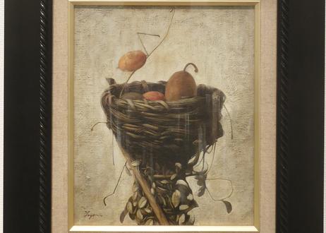 山本 雄三 『鳥の巣』