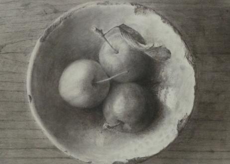 高堀 雅俊 『3つの姫リンゴ』