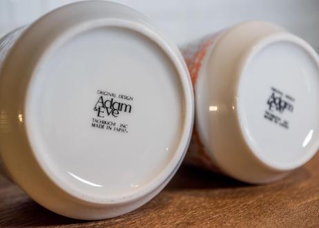 たち吉×ルイジ・コラーニ シュガーポット&ミルクピッチャー/日本製のビンテージを食卓に!
