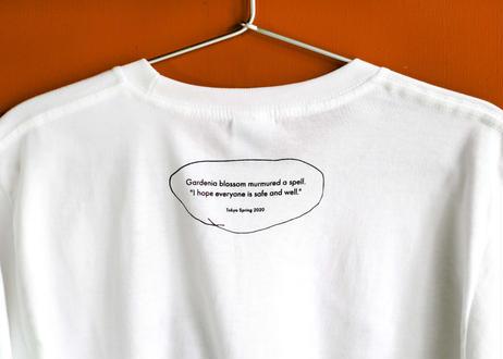 お花の厄除けTシャツ