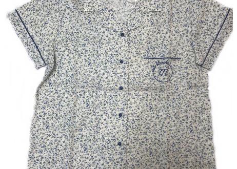 コットントラベルラビットシャツ上下セット(ロングパンツ)