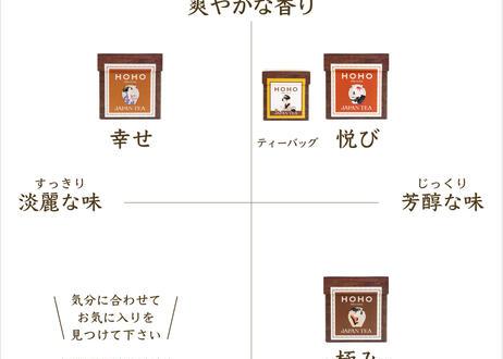 極みの焙じ茶 【HOHO HOJICHA】