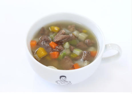 ザ・パワースープ 馬肉入り(1パック200g×7パック)