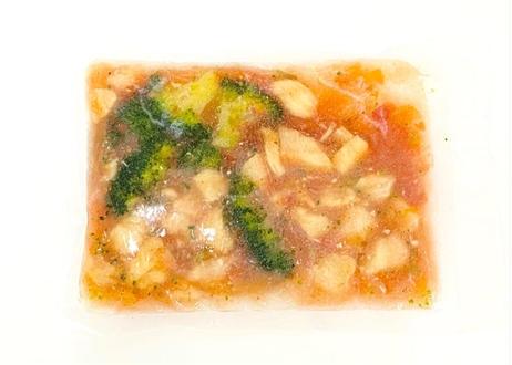 ザ・パワースープ トマト&ブロッコリー(鶏胸肉入り)1パック200g×7パック