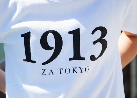 ZA TOKYO ソフトクルーネック ZA TOKYO GRAPHICT02
