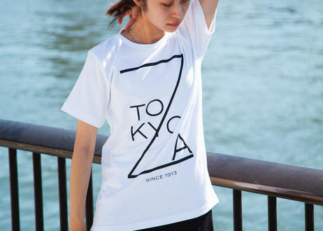 ZA TOKYO ソフトクルーネック ZA TOKYO GRAPHICT05