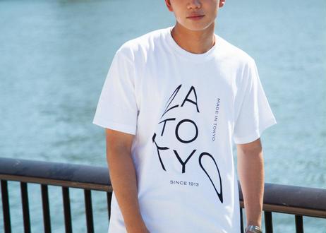 ZA TOKYO ベーシッククルーネック ZA TOKYO GRAPHICT04