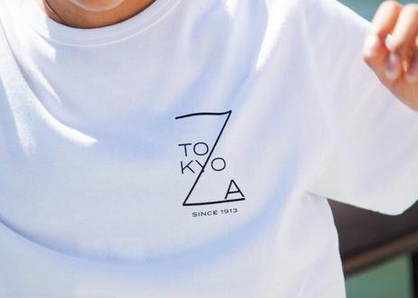 ZA TOKYO ソフトクルーネック ZA TOKYO GRAPHICT06