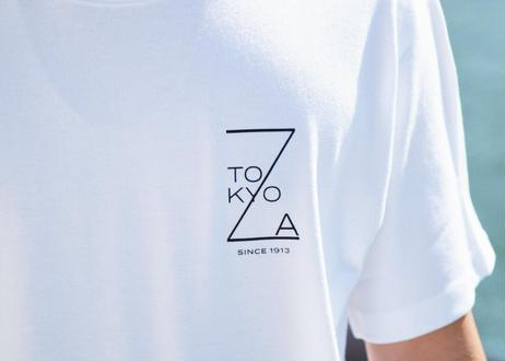 ZA TOKYO ベーシッククルーネック ZA TOKYO GRAPHICT06