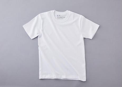 ZA TOKYO ベーシッククルーネックTシャツ