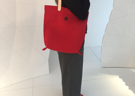 Dhūta Bag (Red)