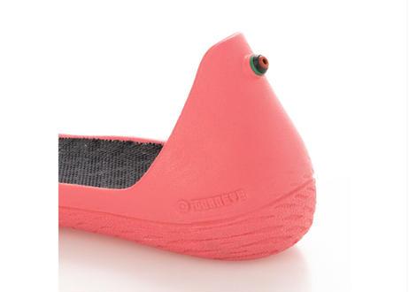 FS Hot Pink ボディ (Water Ploofインソール)