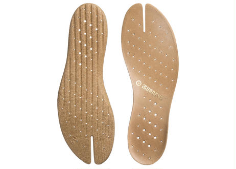 FS INSOLE Plane Leather Natural Beige (インソール単品)