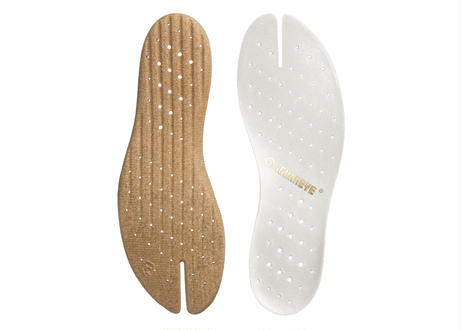FS INSOLE Plane Leather Off White (インソール単品)