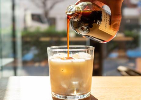 コーヒー牛乳シロップ/GOOD NEIGHBORS' PROVISIONS
