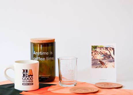 オリジナルバンダナ/BE A GOOD NEIGHBOR COFFEE KIOSK