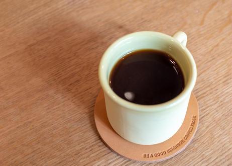 オリジナルコースター/Noritake×BE A GOOD NEIGHBOR COFFEE KIOSK