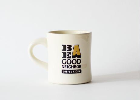 オリジナルダイナーマグ/Noritake×BE A GOOD NEIGHBOR COFFEE KIOSK